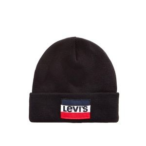 Levi's Men's Olympic Patch Cuffed Beanie. New